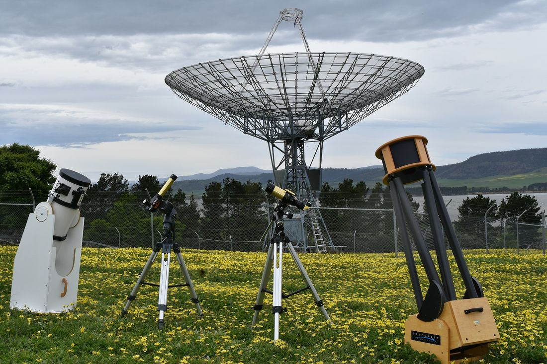 Telescopes available for loan